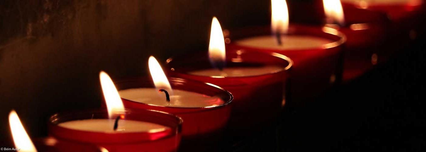 Nacht der Lichter in der St. Johanniskirche Forchheim