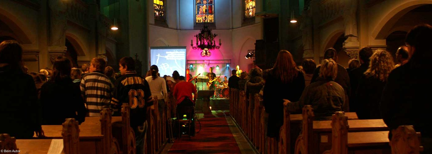 Jugendgottesdienst in St. Johannis