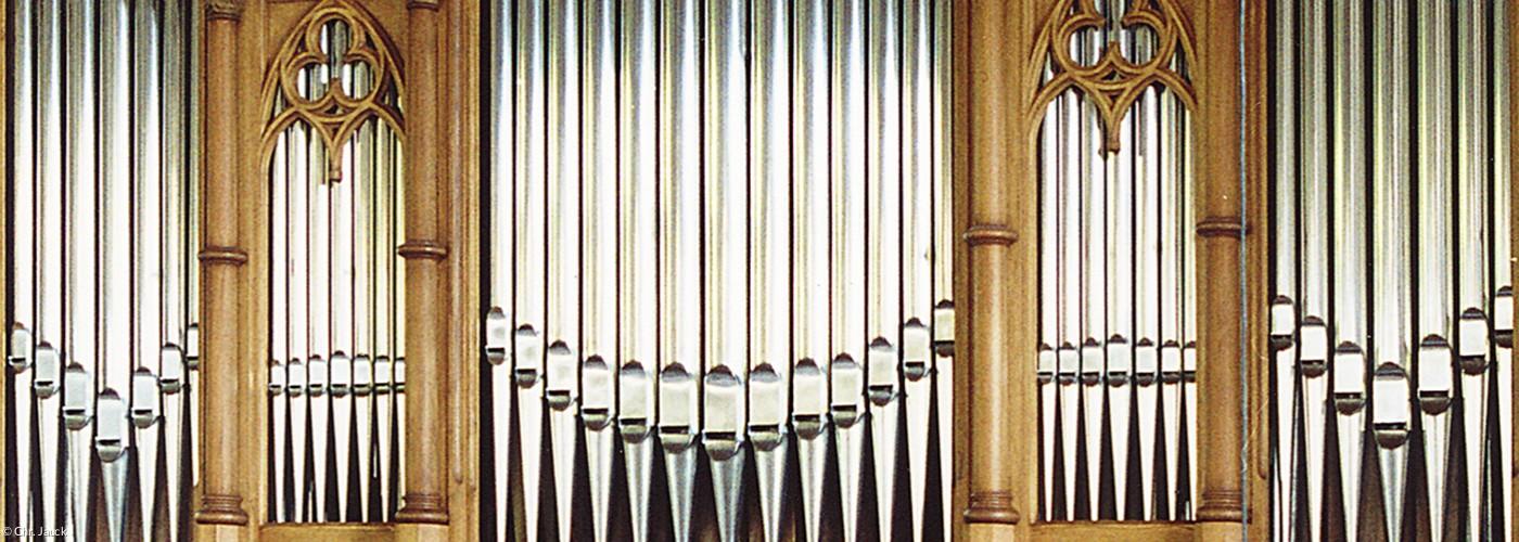 Informationen zu den Orgeln in St. Johannis und Christuskirche Forchheim