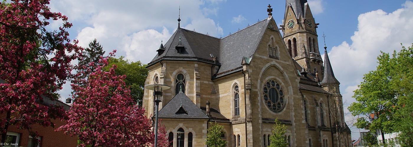 St. Johanniskirche Forchheim