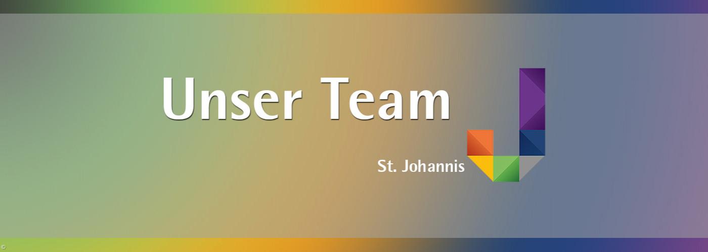 Das St. Johannis-Team