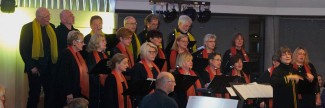 "Gospelchor ""juST wANNA sing"" Forchheim"